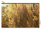 Golden Grass In Sunset Carry-all Pouch