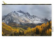 Mount Sneffles San Juan Mountains Fall Colors Carry-all Pouch