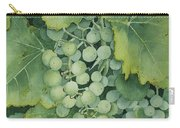 Golden Green Grapes Carry-all Pouch