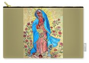 Golden Guadalupe Carry-all Pouch