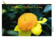Golden Guinea Happy Mothers Day Carry-all Pouch