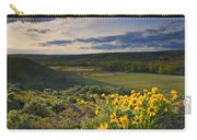 Golden Hills Carry-all Pouch