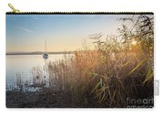 Golden Hour At The Lake Carry-all Pouch