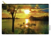 Golden Hour Beautiful Light Carry-all Pouch