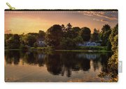 Golden Hour New England Scenery  Carry-all Pouch