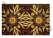 Golden Infinity Carry-all Pouch