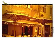 Golden Italian Cafe Carry-all Pouch by Carol Groenen