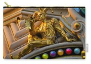 Golden Jester Carry-all Pouch