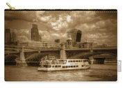 Golden Jubilee Party Boat Carry-all Pouch