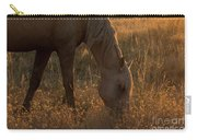 Golden Light  Carry-all Pouch by Nicole Markmann Nelson