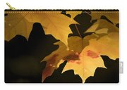 Golden Maple Carry-all Pouch