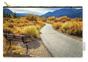Golden Moments In Mammoth Carry-all Pouch
