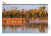 Golden Morning Shoreline Pano Carry-all Pouch