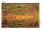 Golden Natural Light Carry-all Pouch