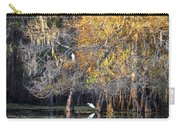Golden On The River Carry-all Pouch
