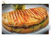 Golden Panini Carry-all Pouch