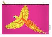 Golden Parrot Carry-all Pouch
