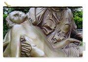 Golden Pieta Carry-all Pouch