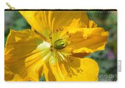 Golden Poppy Expose Carry-all Pouch