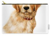 Golden Pup Carry-all Pouch