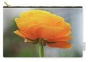 Golden Ranunculus Carry-all Pouch