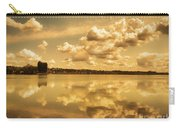 Golden Reflections At Moses Lake Carry-all Pouch