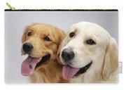 Golden Retrievers Carry-all Pouch