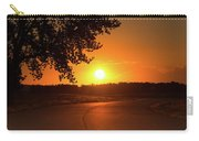 Golden Road Sunrise Carry-all Pouch