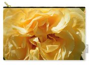 Golden Rose Swirl Carry-all Pouch