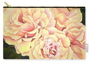 Golden Roses Carry-all Pouch