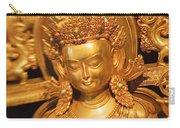 Golden Sculpture Carry-all Pouch
