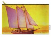 Golden Sea Carry-all Pouch