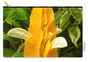 Amazing Golden Shrimp Plant  Carry-all Pouch
