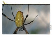 Golden Silk Spider 2 Carry-all Pouch