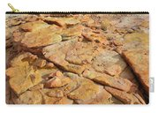 Golden Slopes Of Valley Of Fire State Park Carry-all Pouch