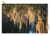 Golden Spanish Moss Carry-all Pouch