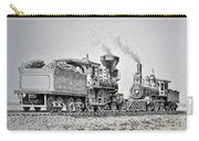 Golden Spike Promontory Point Utah Carry-all Pouch