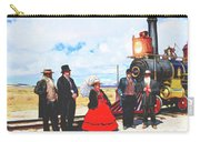 Golden Spike Railroad - Wating - 0749 G Carry-all Pouch