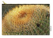 Golden Spines Carry-all Pouch