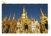 Golden Spires Carry-all Pouch
