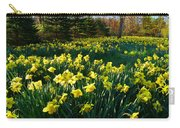 Golden Spring Carpet Carry-all Pouch