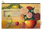 Golden Still Life Carry-all Pouch
