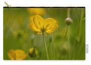 Golden Summer Buttercup 3 Carry-all Pouch