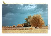 Golden Summerscape Carry-all Pouch by Helga Novelli