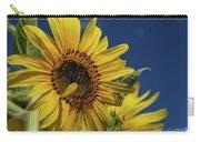 Golden Sunflower Carry-all Pouch