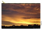Golden Sunset 1 Carry-all Pouch