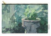 Golden Swan Garden Carry-all Pouch