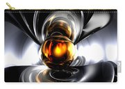 Golden Tears Abstract Carry-all Pouch