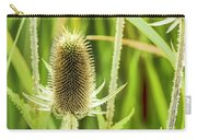 Golden Thistles Carry-all Pouch