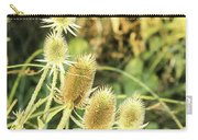 Golden Thistles Sextet Carry-all Pouch